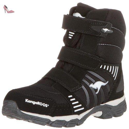 KangaRoos Chieftain, Desert Boots Homme, Noir (Blk 500), 40 EU