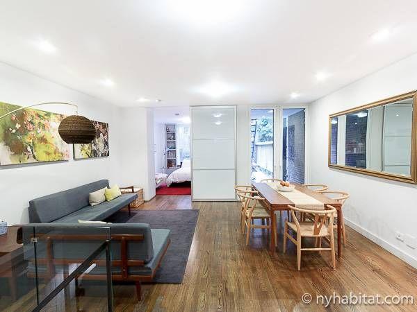 New York 2 Camere da letto Duplex appartamento casa