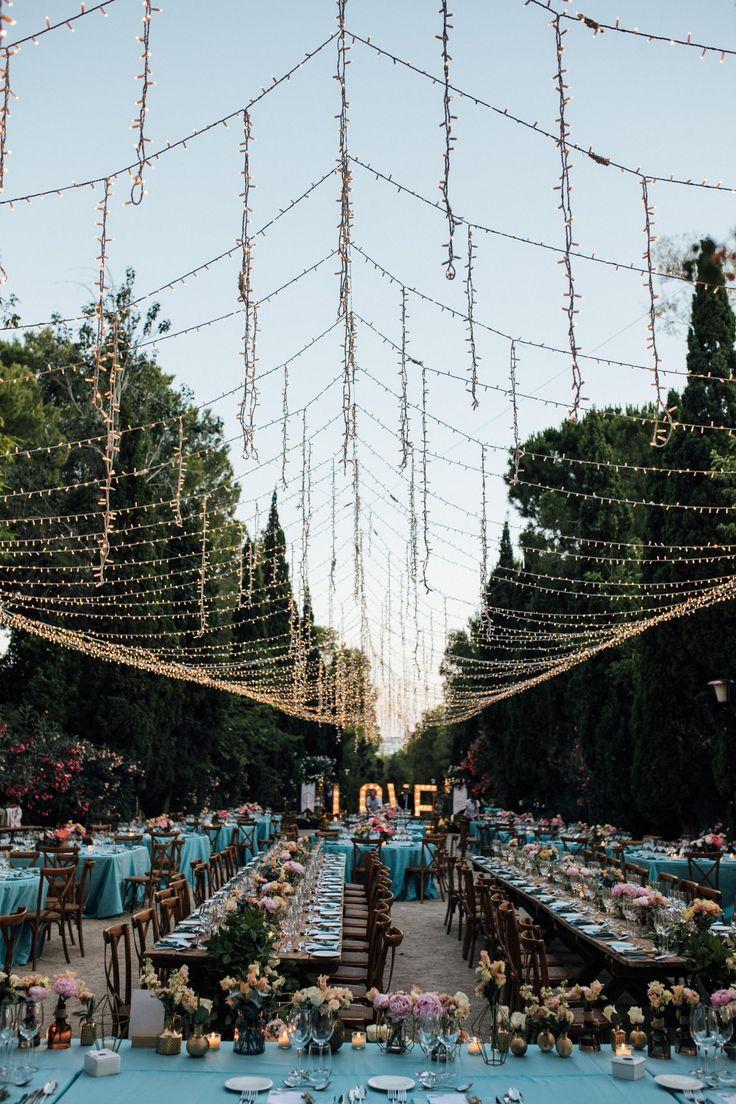 wedding decor, planner, organizacion eventos, inspiracion boda, inspiration, monatje boda, iluminacion, illumination, centro de mesa, centerpiece | Photo by Kiwo