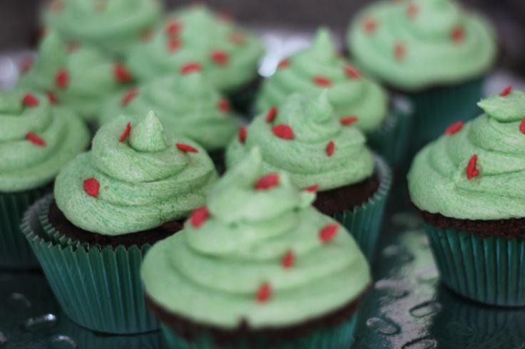 cupcake green
