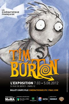 Saw this exhibition in New York two years ago, Tim Burton is now in Paris, France, go, go, go.I went to see it for a second time, there is always something to discover: amazing!