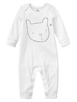 Favorite bear graphic one-piece | Gap