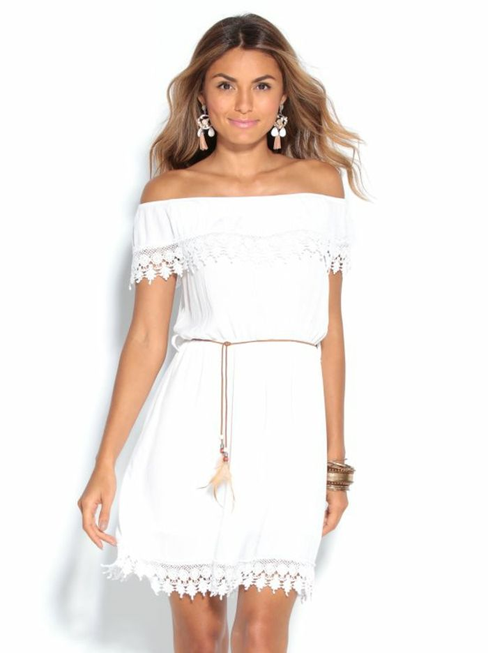 ▷ 1001 + Ideas de vestidos ibicencos que te van a encantar  4ed1a3434183
