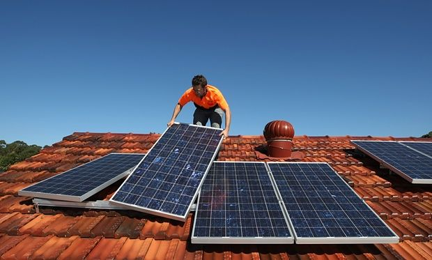 Clean Energy Finance Corporation banned from investing in small-scale solar projects in move industry claims is 'revenge politics' that will strangle the sector rooftop solar panels in Sydney One-t... http://winstonclose.me/2015/07/13/abbott-government-extends-renewable-energy-investment-ban-to-solar-power-shalailah-medhora/