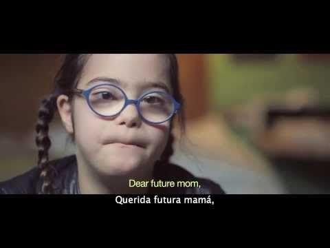 Carta de una madre embarazada de un niño con Síndrome de Down