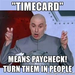 time card meme - Yahoo Search Results Yahoo Image Search Results