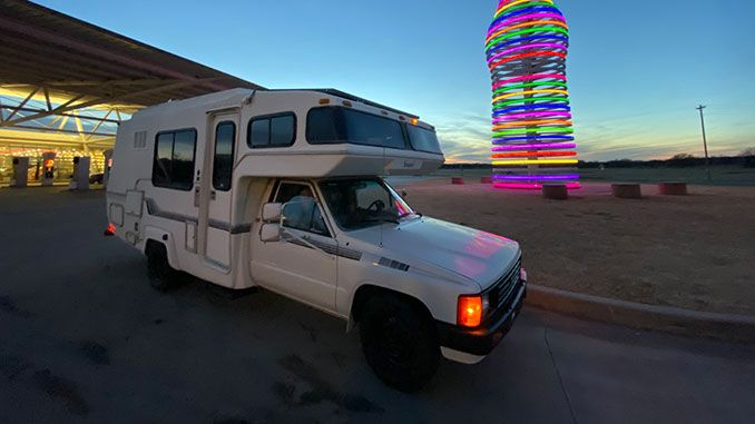 1986 Sunrader In Oklahoma City Ok In 2020 House Water Pump Ford Transit City