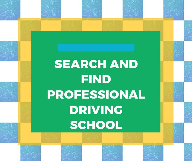 Now you don't need to face a troublesome situation in finding the #drivingschool. Search and find professional local driving schools and learn how to drive effectively.