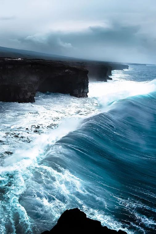 Океанские  волны
