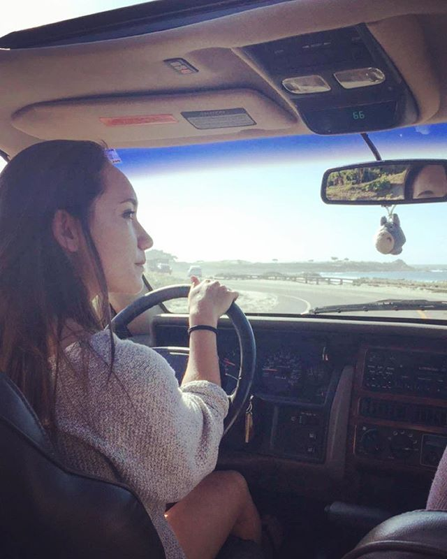 Finally feeling the effects of living on a weeee island in the middle of the pacific... so desperate for a road trip 😩 #luckywelivehawaii #monterey #pacificgrove #roadtrip #jeep #tb #montereylocals #pacificgrovelocals - posted by Nin Yurechko https://www.instagram.com/missninnn - See more of Pacific Grove, CA at http://pacificgrovelocals.com