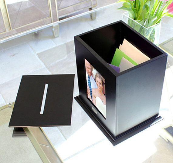 18 best Card box images – Wedding Reception Gift Card Holder Money Box