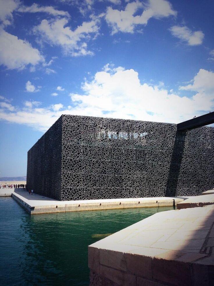 Mucem, #Marseille #France http://www.mucem.org/