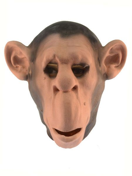 "https://11ter11ter.de/39398966.html Latex Überziehmaske ""Schimpanse"" für Erwachsene #11ter11ter #Maske #Latex #Tiermaske #Tier #Mask #Animal #Kostüm"