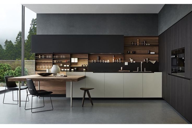 Poliform - Phoenix Kitchen by CR&S Varenna for Poliform