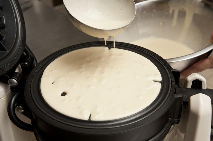 Gofri tészta recept