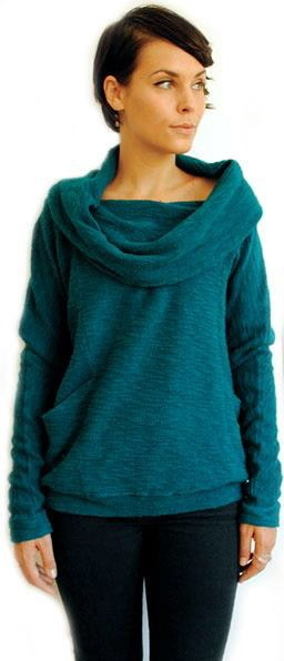 Image of Ukiah Pullover - from Arkay Workshop SF