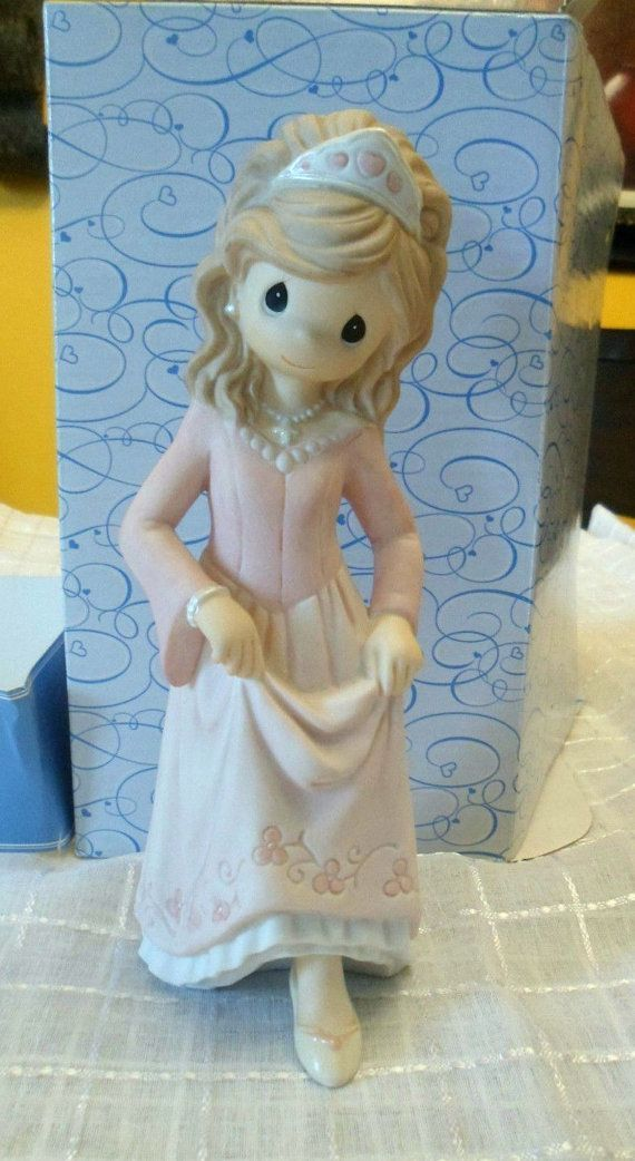 """Precious Moments Quinceanera 15"""" figurine by CreativeMoments4You, $35.00"""