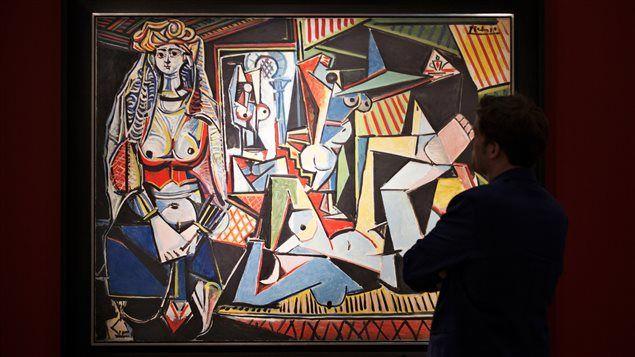 Le tableau «Les femmes d'Alger (version 0)», de Pablo Picasso - Vente aux enchères record : 179 M$ pour un Picasso