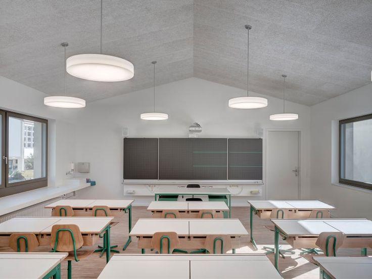 Dolmus , Rolf Siegenthaler, Aytac Pekdemir · Extension Primarschule Evilard