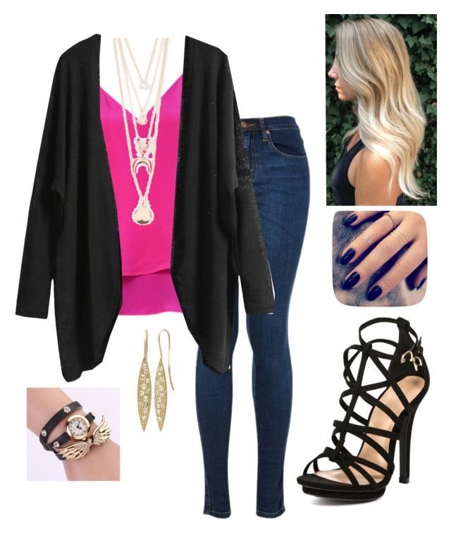 """Stephanie Tanner"" by mcpurplegirl ❤ liked on Polyvore featuring Full Tilt and Lottie"