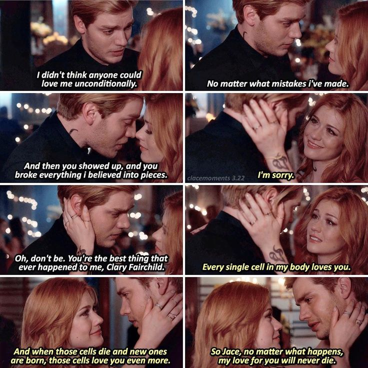 — 3.22 thank you Kat.mcnamara and Dominique Sherwood for bringing Clace to life so beautifully 😭😍 –