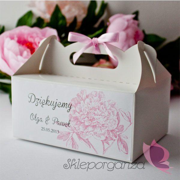 Pudełka na ciasto, PUDEŁKA NA CIASTO,  pudełko na ciasto, pudełko na słodkości…