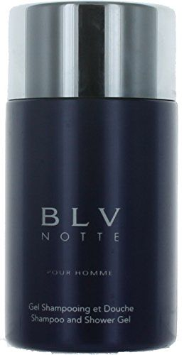 Bvlgari Blv Notte By Bvlgari For Men. Shower Gel 6.8 OZ. Packaging for this product may vary from that shown in the image above.