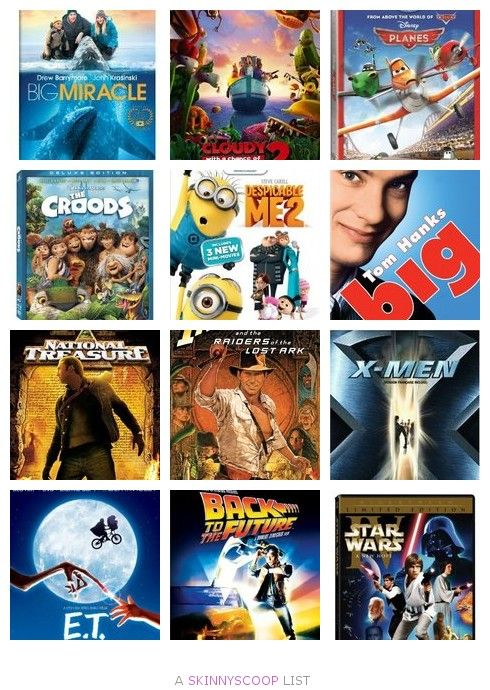 Best Sleepover Movies for Boys 8 to 10 by Malika Bourne