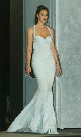 Моника беллуччи грудь свадебное платье