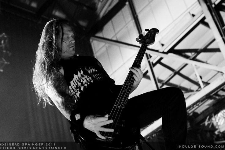 Machine Head – SECC, Glasgow – 5th December 2011.