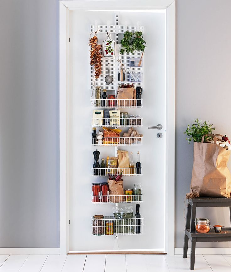 Utility home porte Elfa - Aménagement de cuisine, rangement de cuisine