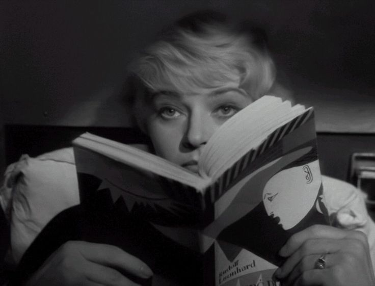 "Reading in ""Night Train,"" 1959"