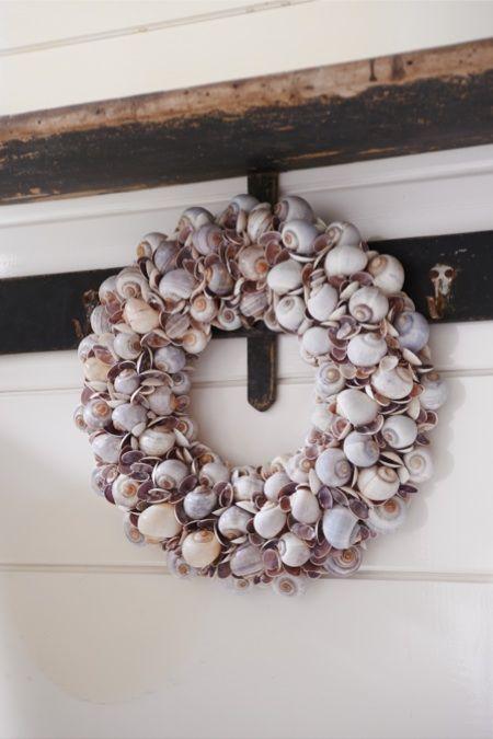 St. Malo Wreath grey 40cm