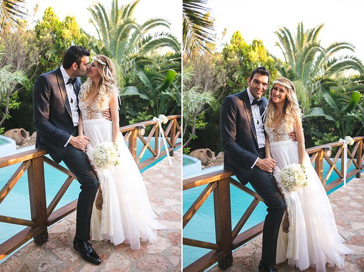 Γάμος στο Κτήμα Μεσόγειος