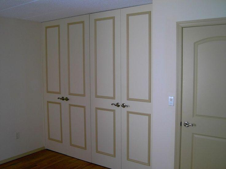 25 Best Ideas About Mirrored Bifold Closet Doors On Pinterest Mirrored Closet Doors Mirror