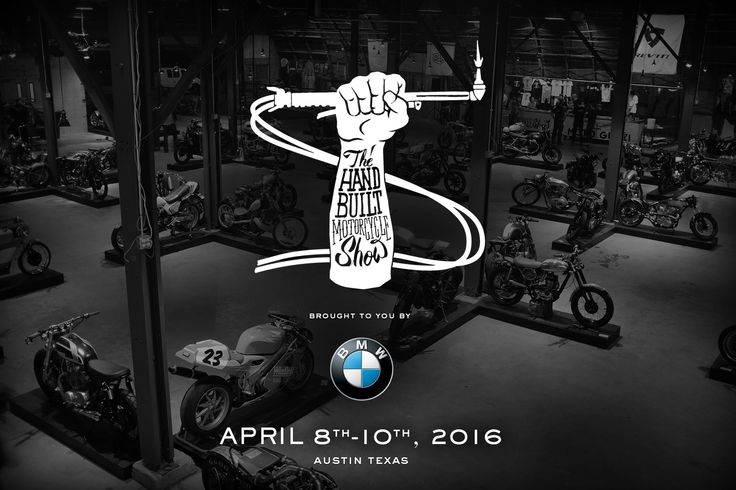 How cool is this? #BMW #Motorrad will be the title sponsor of the 3rd annual #HandbuiltMotorcycleShow this year! This event, hosted by #RevivalCycles, features roughly 150 custom #motorcycles from the best builders in the world! http://www.roadracingworld.com/news/bmw-motorrad-usa-to-sponsor-handbuilt-motorcycle-show-april-8-10-in-austin-texas/