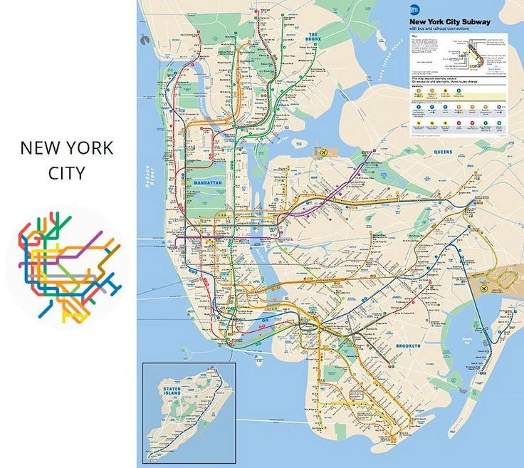 Peter Dovak bringt 220 U-Bahn-Pläne in ein Mini-Format  Erst vor wenigen Tagen haben wir dir die GIF gezeigt, die den Berliner U-Bahn-Plan in die tatsächliche geografische Lage der einzelnen Strecken ver...