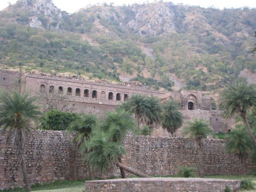15 most haunted places in india