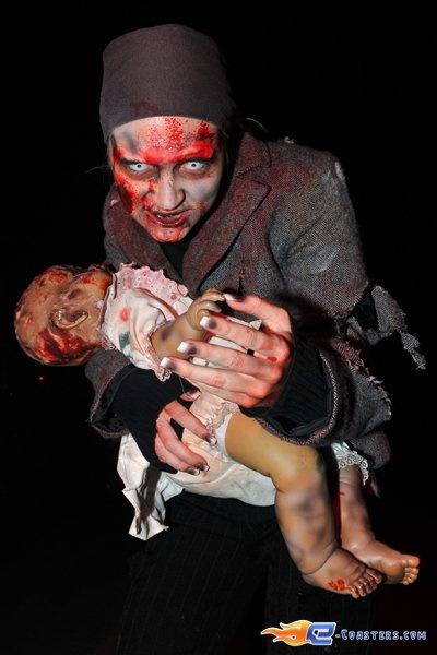 49/50 | Photo des soirées de l'horreur, Terenzi Horror Nights 2010 situé pour la saison d'halloween à @Europa-Park (Rust) (Allemagne). Plus d'information sur notre site www.e-coasters.com !! Tous les meilleurs Parcs d'Attractions sur un seul site web !!