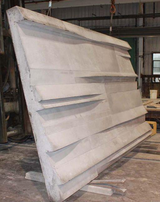 Precast Concrete Cladding Sheets : Best ideas about precast concrete on pinterest