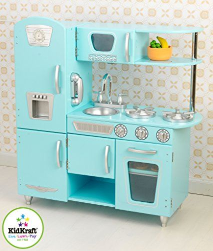 KidKraft Vintage Kitchen Deal - Only $76.99 (Was $146) - https://swaggrabber.com/?p=335814
