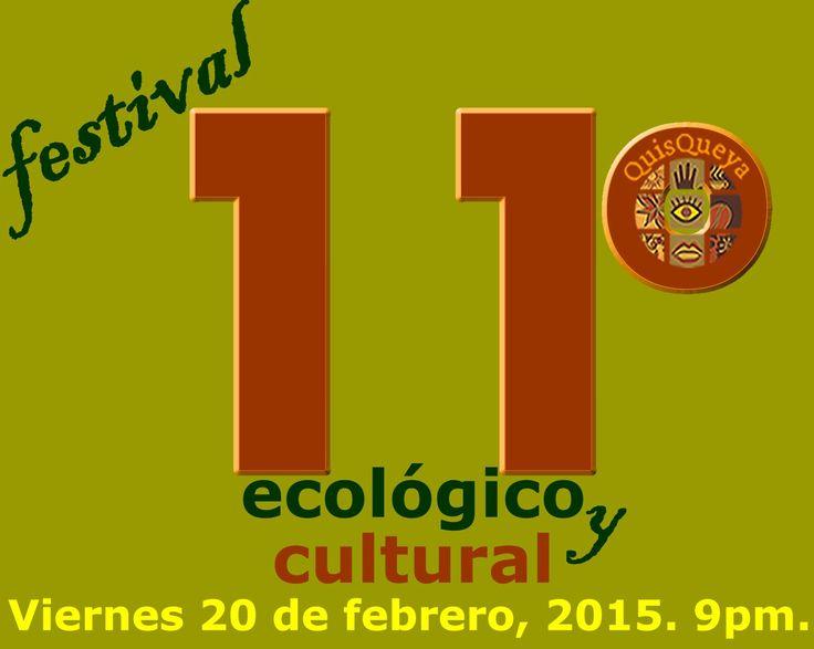 Del jueves 5 al 7 de febrero, 2015 haremos un paréntesis; por lo que nos reservaremos el tremendo gusto de abrir. Estaremos de regreso el jueves 12 de febrero a las 9pm. Y muy en especial el viernes 20 de febrero, a partir de las 9PM están todos convidados al 11o. festival ecológico y cultural QuisQueya. En breve daremos a conocer los participantes de este 2015  ¡Nos encanta!