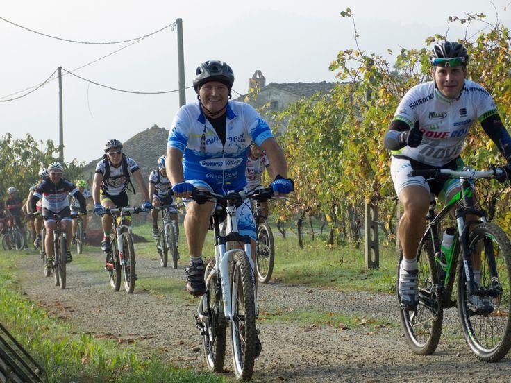 19 Ottobre 2014 Escursioni in mountain bike/4  3° Trofeo d'Autunno Conad - Campionato per Società #tenutaneri