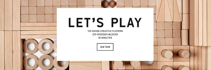 Let's Play gathers together 100 Swiss talents representing both the generational…
