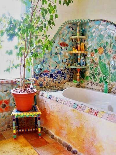 Colorful cob bath もっと見る