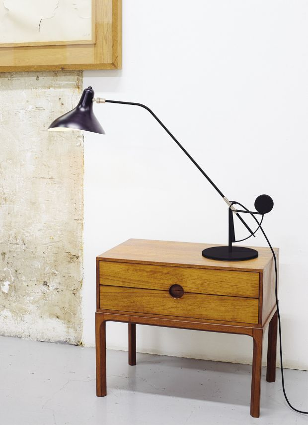 Bernard Schottlander for Lampe Gras | MANTIS line - BS 2 - Wall lamp