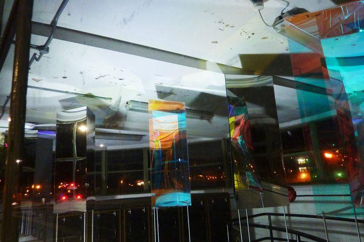 Nearly Everything Control Room Installation Bristol