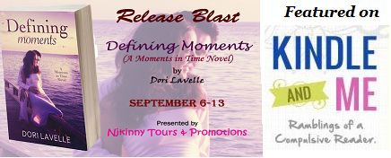 Drop by @anjanavasan's blog and checkout @dorilavelle's new book #DefiningMoments..Also Enter #Giveaways to win a Kindle, $10 Amazon GC + the complete #MomentsInTime Novella collection!  http://www.kindleandme.com/2014/09/book-release-blast-giveaway-defining.html #ReleaseBlast #Romance