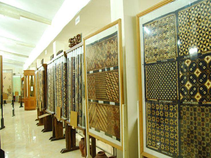 Batik museum yogyakarta