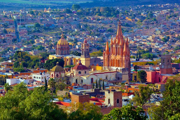 Living in San Miguel de Allende: 5 Things I've Learned from Moving to a Colonial Town